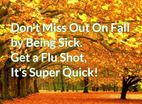 Flu Season and COVID-19 Collide. Now What?