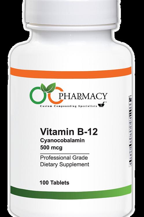 OCP Vitamin B-12 100 ct