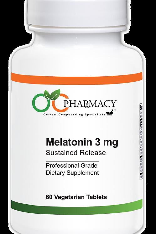 OCP Melatonin 3 mg SR 60 ct