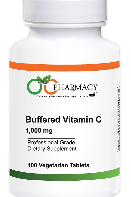 OCP Buffered Vitamin C 1000 mg, 100 ct
