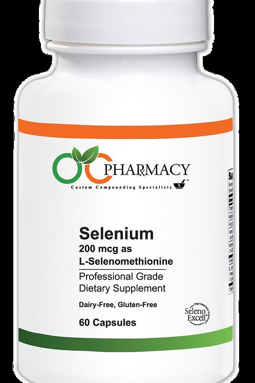 OCP Selenium 200 mcg, 60ct