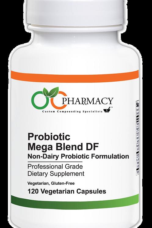 OCP Probiotic Mega Blend (Dairy Free) 120 ct