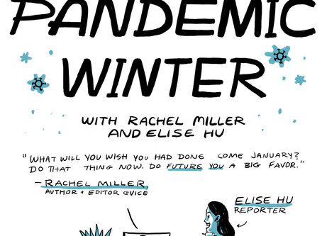 5 Tips to Survive Pandemic Winter