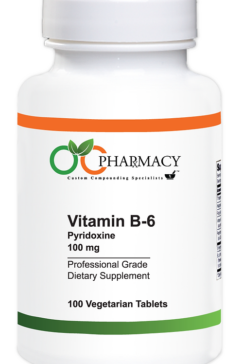 OCP Vitamin B-6 100 ct