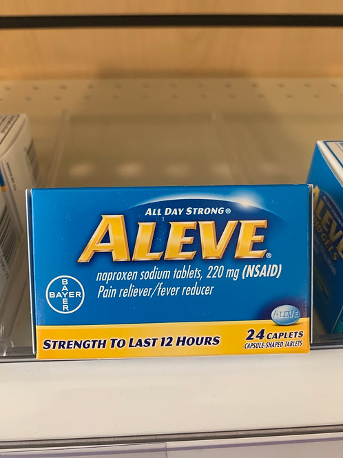 Albee 220mg 12 hr 24 count
