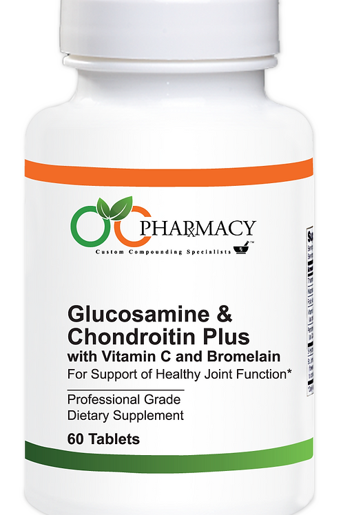 OCP Glucosamine & Chondroitin Plus, 60 ct