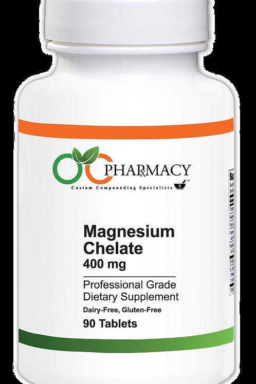 OCP Magnesium Chelate 400 mg , 90ct