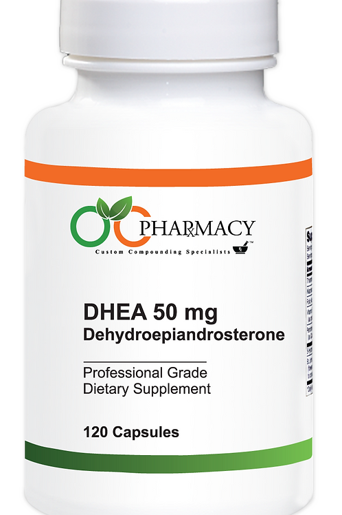 OCP DHEA 50 mg 120 ct