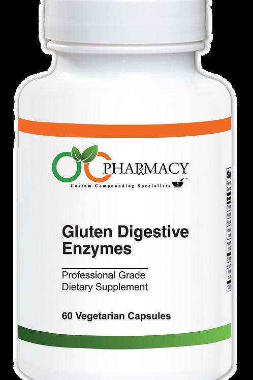 OCP Gluten Digestive Enzyme, 60 ct