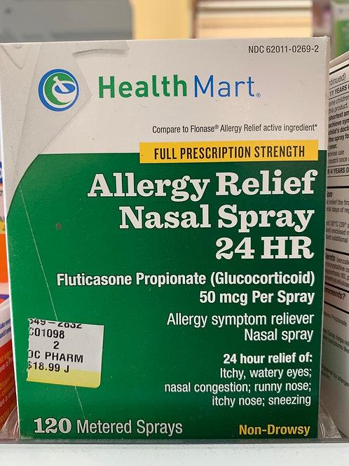 Health Mart Allergy Relief 24 hr Nasal Spray