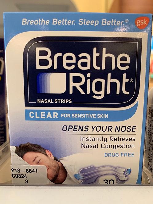 Breathe Right - sensitive skin