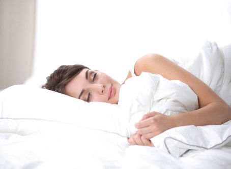 The Benefit of Healthy Sleeping Habits