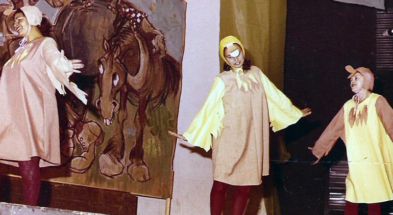 הברווזון המכוער 1979