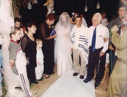 דני ותמר - חתונה