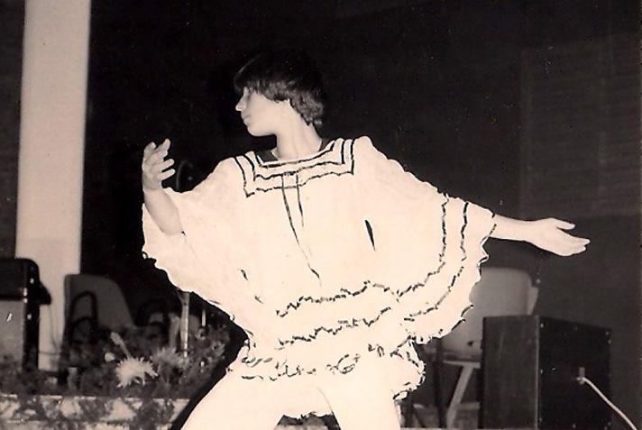 רקדנית- דורית טל