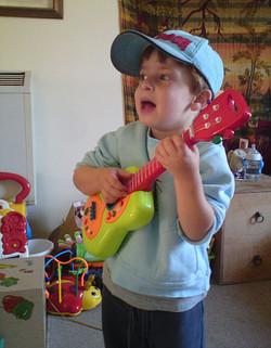 טל והגיטרה