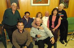 חברים של דוד מאורנים, ביום הולדת 70