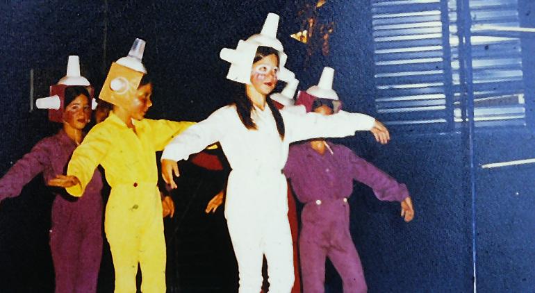 זיקוקים לאור שמש 1980