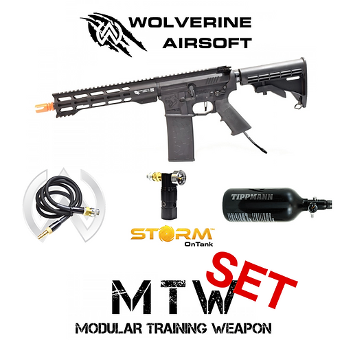 HPA Wolverine Airsoft MTW Set