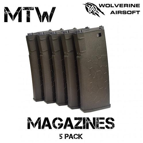 MTW Magazin - 5 Pack