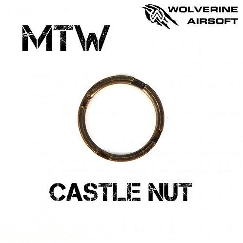 MTW Castle Nut