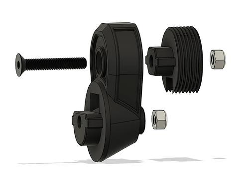 Blackleaf Custom Drop-Stock Adapter MTW