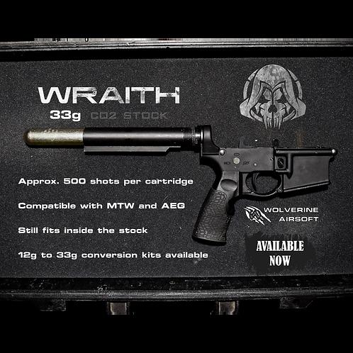 MTW Wraith CO2 Stock