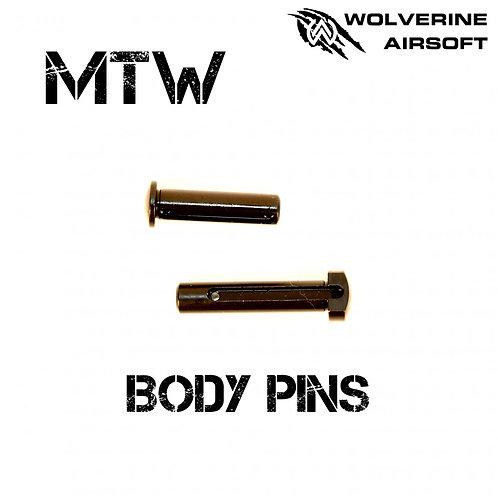 MTW Body Pins