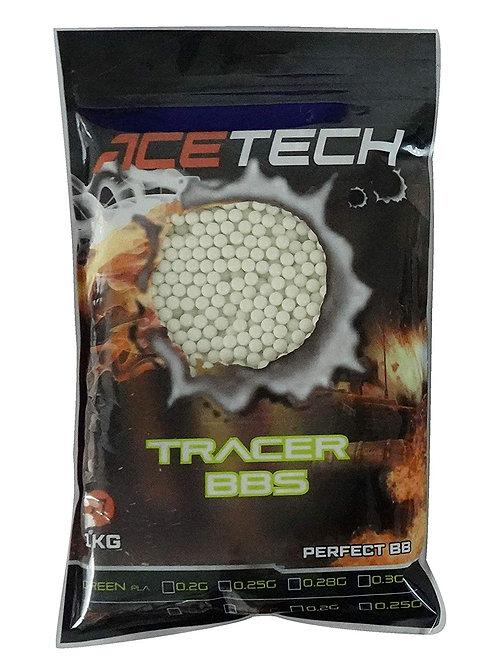 Acetech Tracer BB´s grün 1kg