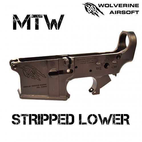 MTW Stripped Lower Receiver