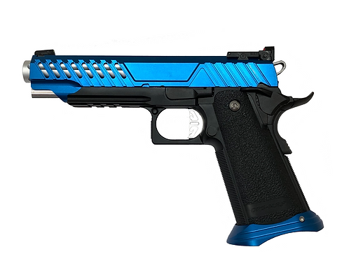 "Blackleaf Custom Hi-Capa ""Blue Evolution"""