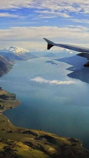 real journeys NZ ..'the cool gran'