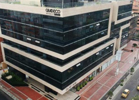 Oficina Edificio Empresarial Gradeco - Bogotá