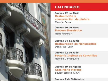 INTERVENCIÓN EN EL PATRIMONIO- REFLEXIONES Y ESTUDIO DE CASOS. CICOP URUGUAY.