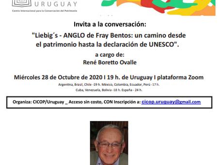 CONVERSACIÓN- CICOP URUGUAY