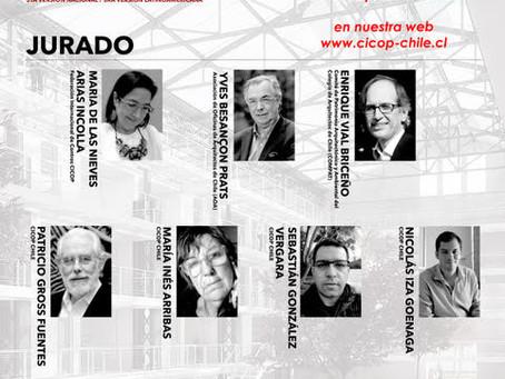 ÚLTIMO LLAMADO: PREMIO CICOP CHILE 2020.
