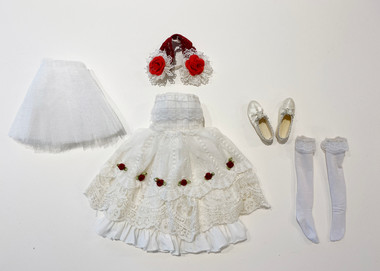 Ball Jointed Dolls 1/3 Costume
