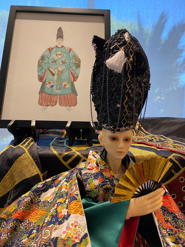 King Lear Final Costume