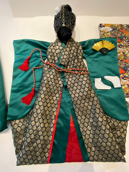 King Lear Costume