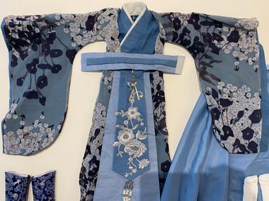 Turandot - Ping Costume