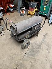 Diesel_Kerosene Heater Hire