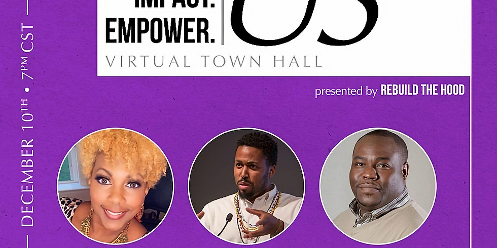 Invest. Impact. Empower. US: Virtual Town Hall