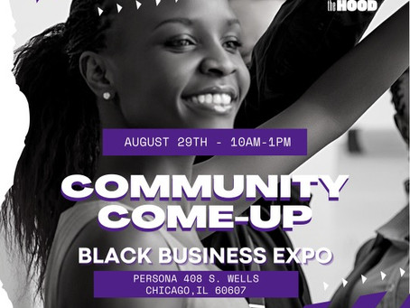 Community Come-Up: Black Business Expo