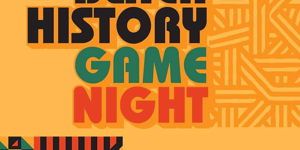 Black History Game Night w/ TipOff!