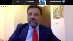 Онлайн встреча с профессором Тель-Авивского университета д-ром Хаимом Бен Яаковом - как это было