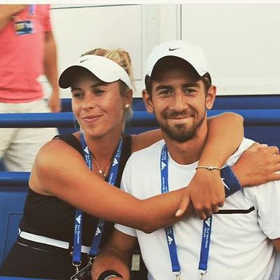 US Open National Playoffs._When tennis i
