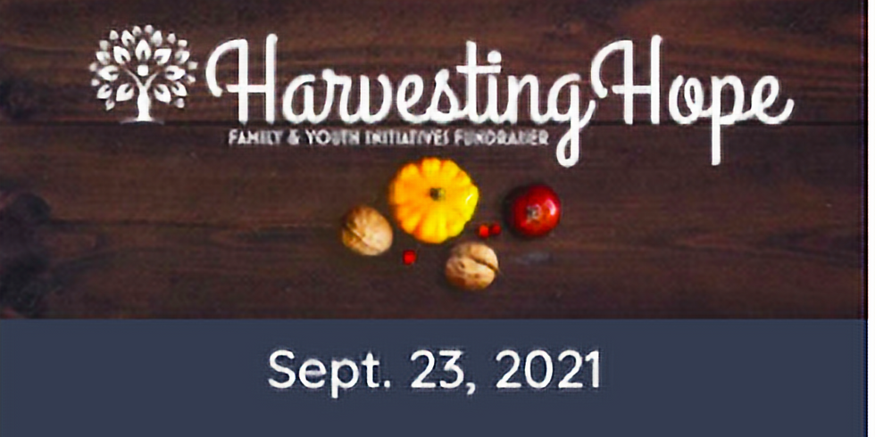 Harvesting Hope 2021
