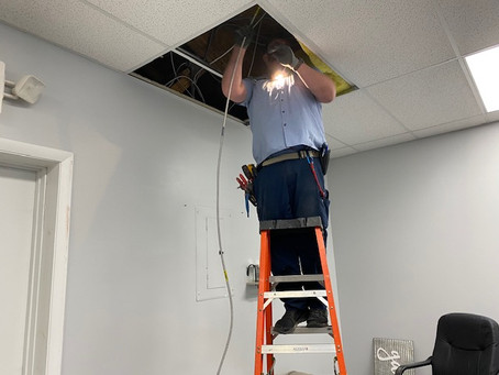 FYI's offices are getting a new look