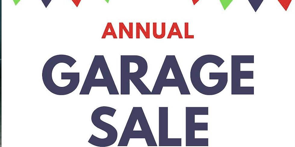 FYI Garage Sale