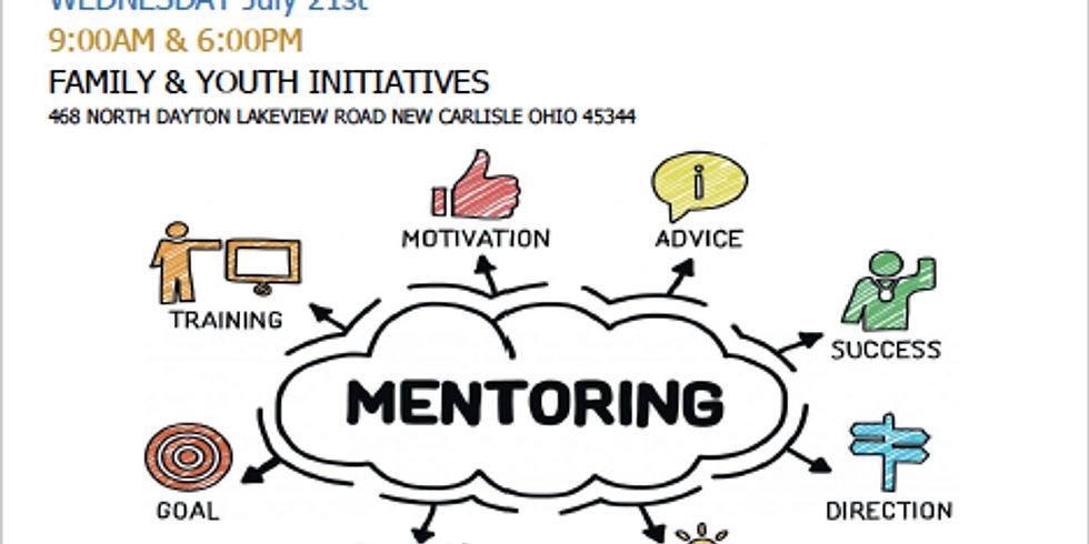 Mentoring Program Meet & Greet (morning)